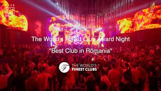 Best Club in Romania Award Night by Worlds Finest Clubs