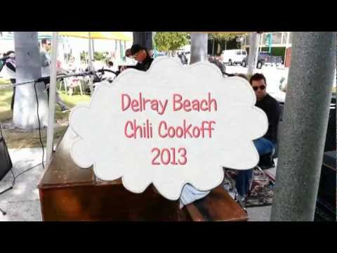 2013 Delray Beach Chili Cook Off