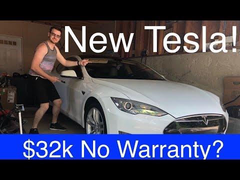 Cheap Tesla Model S $32k – Full Review – In Depth Tech Overview 4K – 2013 S60 $32k