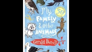 Learn English Through Story   My Family And Other Animals   Gerald Durrell Audiobook