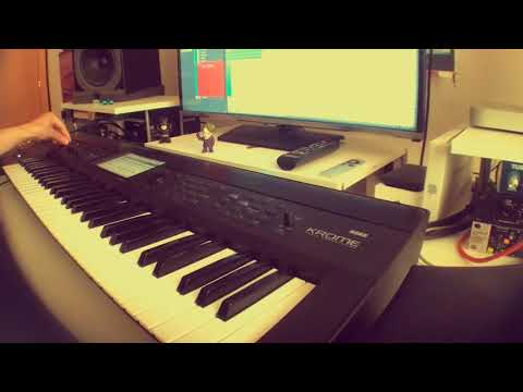 Korg Krome 61 Shine on you crazy diamond