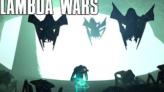 Lambda Wars Gameplay - March of the Vortigaunts