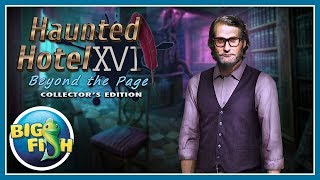 Haunted Hotel: Beyond the Page Collector's Edition video