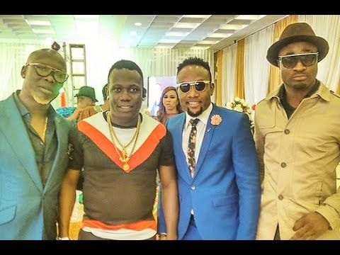 KCEE, DUNCAN MIGHTY & BUKWILD@PRINCE HEZEKIAH-THE FUNNY KING (Vol.2)