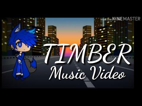 Timber music video