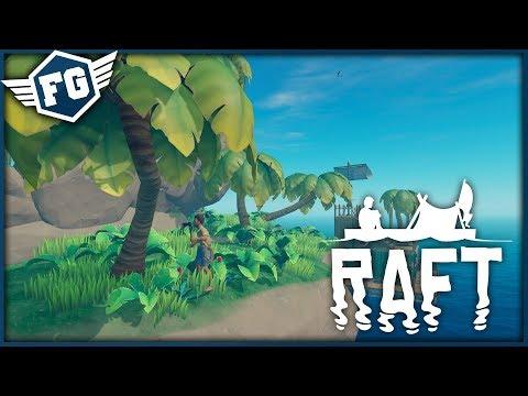 NEUSTÁLÝ BOJ O ŽIVOT - Raft #2