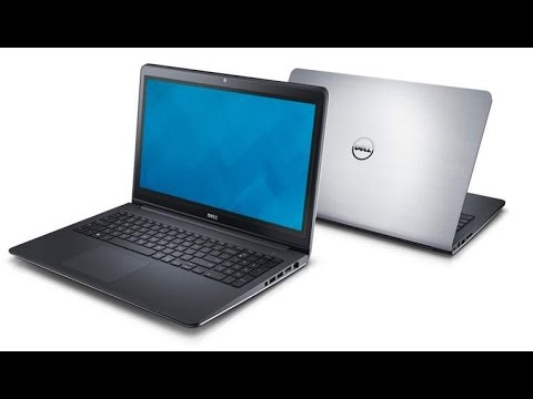 Unpacking Dell Inspiron 14, 5000 Series (5458)
