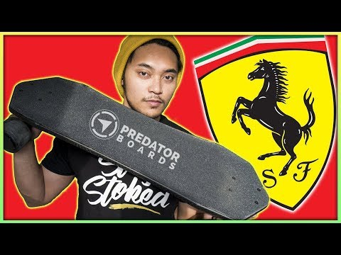 The Ferrari Of Electric Skateboards – Predator Banshee Review