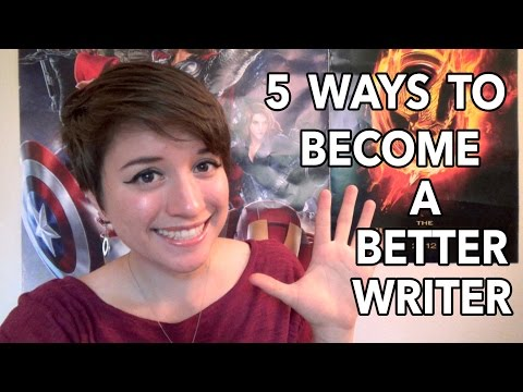 tips to becoming a better writer There are a lot of writing tips available on the internet, so why should i read this  article besides, you might be wondering, if become a better writer has any.
