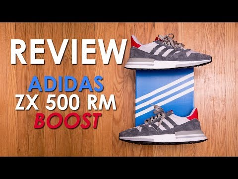An Iniki I-5923 v2? || adidas ZX 500 RM Boost Review and On Feet