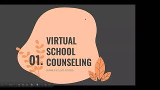 Infusing Evidence-Based Practice Into Virtual School Counseling Programs