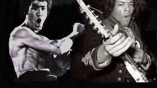 Bruce Lee & Jimi Hendrix:Dragon Horse-Jimi Jam