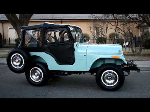 Video of Classic '70 Jeep CJ5 located in Boise Idaho - $18,900.00 - PH4A