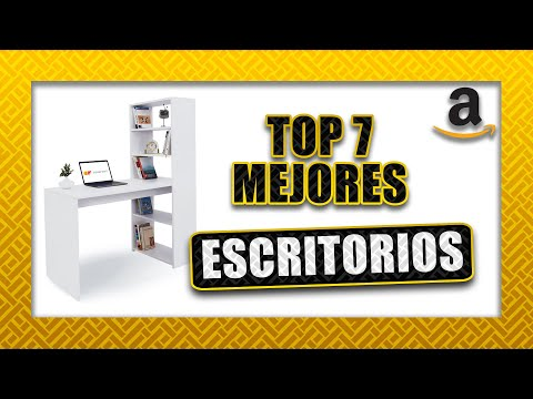 💻 Top 7 ► Mejor MESA ESCRITORIO de Amazon