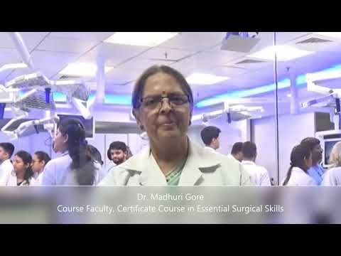 Course Faculty, Course Certificate Course in Essential Surgical Skills