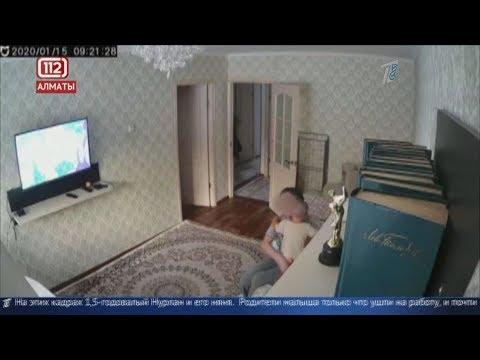 Избиение ребенка няней сняли на видео родители малыша
