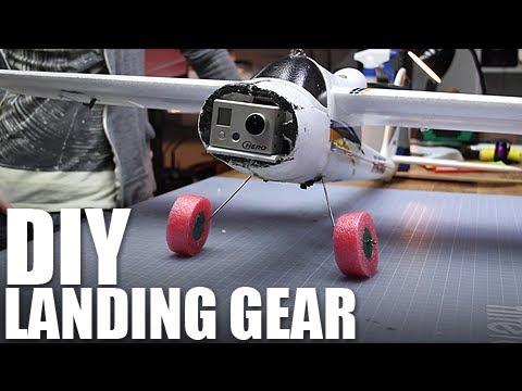 flite-test--diy-landing-gear--fpv-bixler