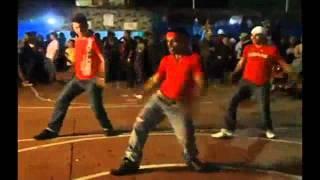 Coreografia Da Dança Kuduro