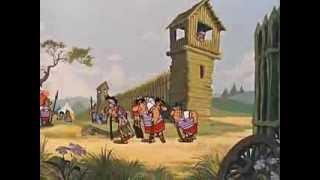 Asterix O Galatis 1967 Greek Audio Αστερίξ Ο Γαλάτης Movie