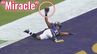 NFL Unforgettable Moments of the 2019 Season