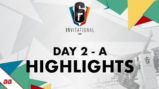 Day 2 Stream A Highlights I Six Invitational 2019 Highlights