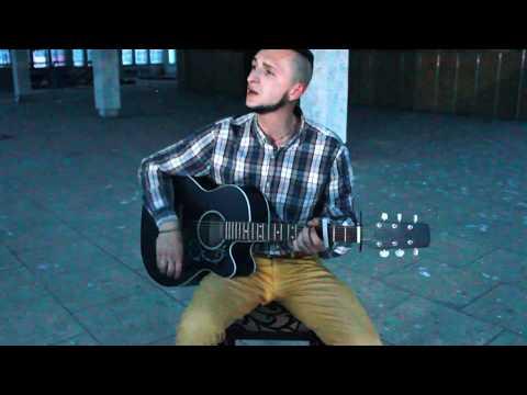 Артур Руденкор - Падал белый снег ,под гитару ,cover