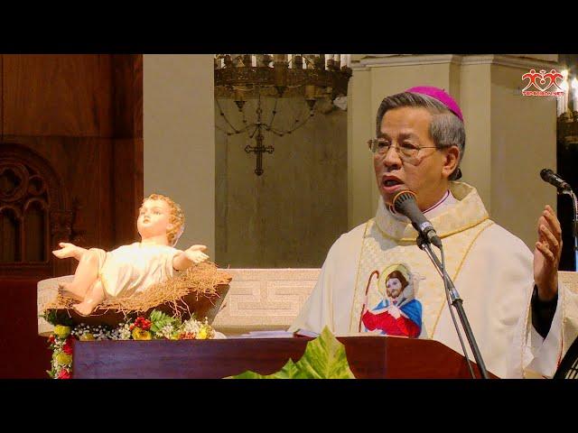 Đức Giêsu chính là Ánh Sáng Bình An – Ánh Sáng Hy vọng của chúng ta