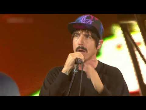 Red Hot Chili Peppers - Snow - Rock Am Ring 2016 [1080p]