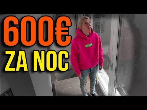 50€ za NOC vs 600€ za NOC - Ubytovanie v Amsterdame