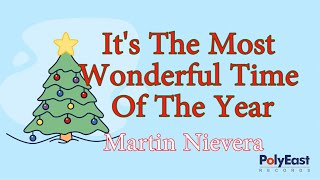 It's the Most Wonderful Time of the Year (Lyric Video)