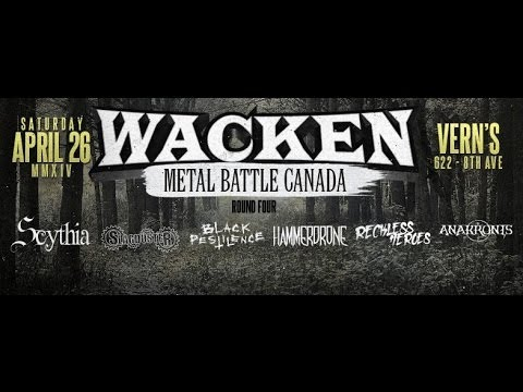 Wacken Metal Battle Round IV