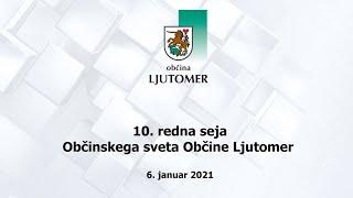 10. redna seja Občinskega sveta Občine Ljutomer