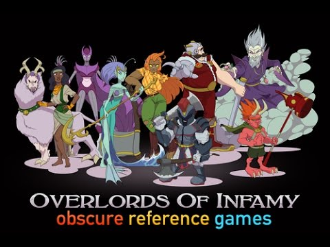 UndeadViking Videos - Overlords of Infamy Review Review
