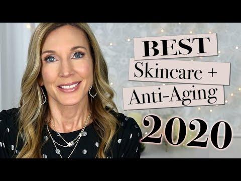 BEST Skincare + Anti-Aging of 2020!