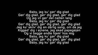 Bro   Glad (Lyrics)