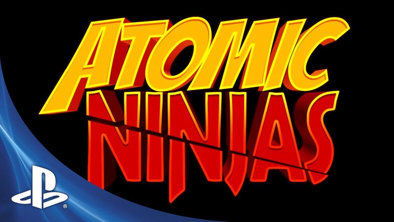 Atomic Ninjas Out Next Week for PS3, PS Vita