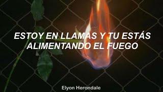 Flames   SG Lewis Ft. Ruel (Letra En Español)