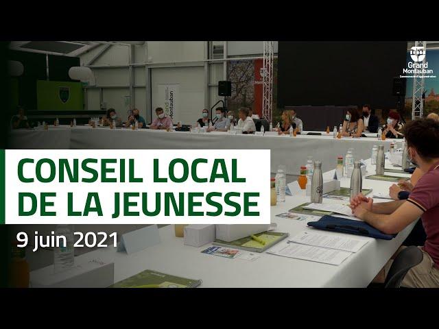 Installation du nouveau Conseil Local de la Jeunesse