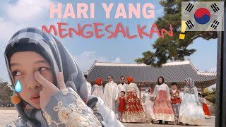 Hari MENGESALKAN! -shooting IKON Love scenario - FATIMVLOG37 DAY2 (Part 1)