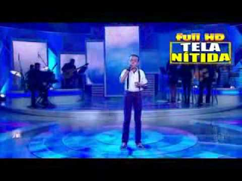 Jotta A   Amazing Grace My Chains are Gone  27 08 11 Raul Gil  full HD