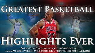 Greatest Basketball Highlights Ever - Video Youtube