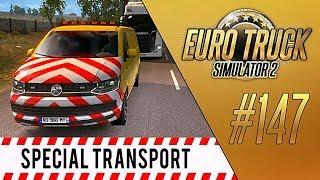 ОТВЕТСТВЕННОЕ ЗАДАНИЕ - Euro Truck Simulator 2 - Special Transport DLC (1.30.1.19s) [#147]