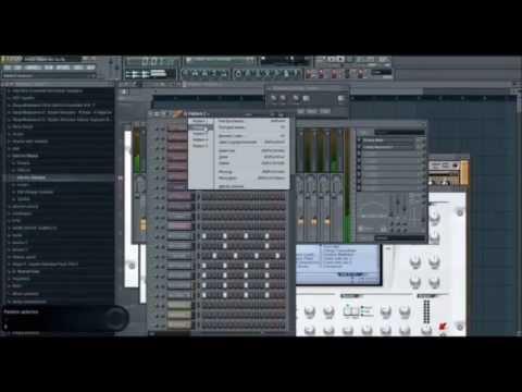 Avicii - wake me up [Remake][FL Studio 10] FLP Tutorial *FREE DL*