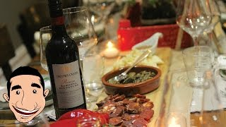 How to Host the Perfect DINNER PARTY   Dinner Party Ideas    ITALIAN FOOD (Dinner Party Food)