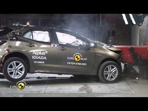NCAP: Toyota Corolla