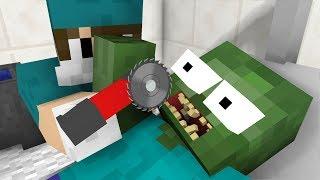 Monster School: ZOMBIE AT DENTIST CHALLENGE - Minecraft Animation