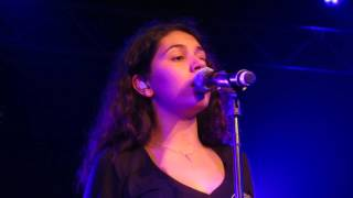 "Alessia Cara - ""River of Tears"" (Live in Boston)"