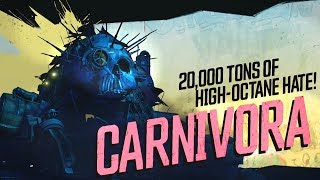 Borderlands 3 Carnivora Boss Fight