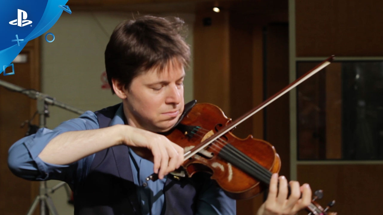 The Joshua Bell VR Experience Out Today on PS VR