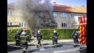 11.05.2019 – 2 fundet døde i brænden lejlighed – Lyngby